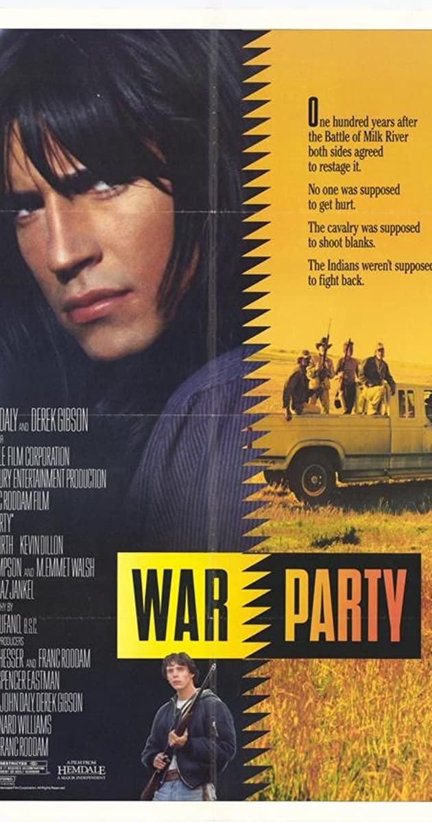 Download Filme War Party Torrent 2021 Qualidade Hd