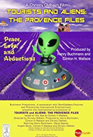 Tourists and Aliens: The Provence Files Poster