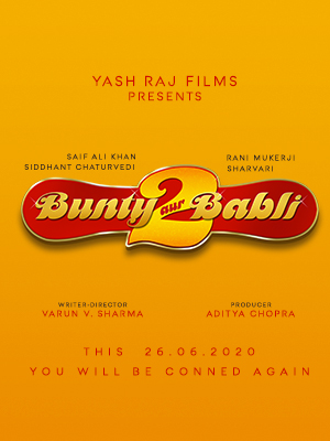 Bunty Aur Babli 2 movie, song and  lyrics