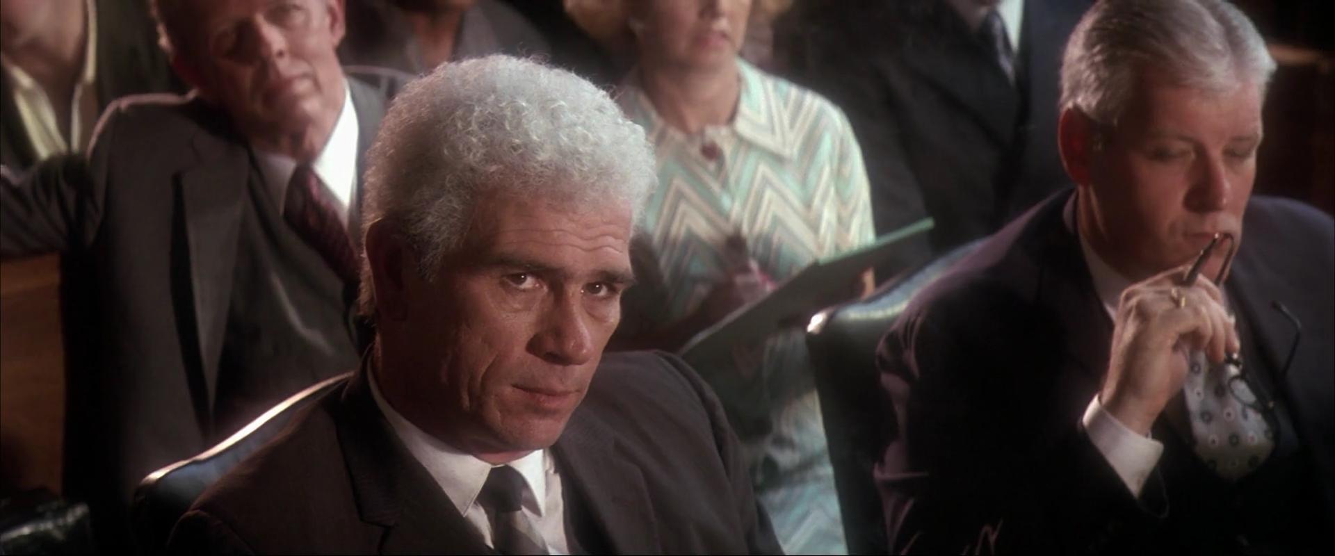 Tommy Lee Jones in JFK (1991)