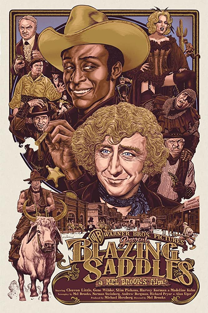 Blazing Saddles Image One