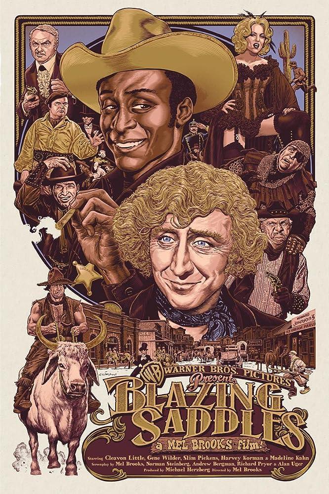 Blazing Saddles Image One
