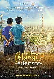 Laskar Pelangi Sekuel 2: Edensor Poster