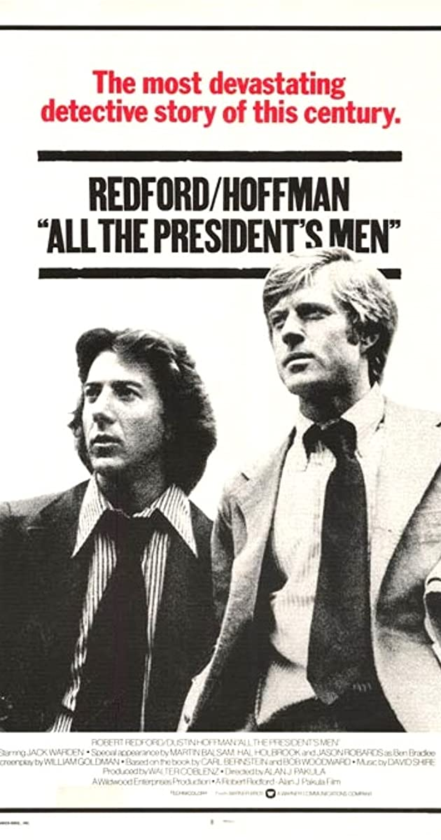 Subtitle of All the President's Men