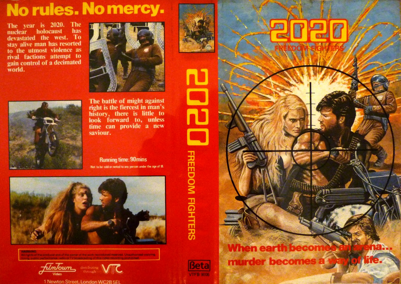 Sabrina Siani in Anno 2020 - I gladiatori del futuro (1983)