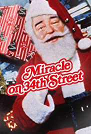 Miracle on 34th Street (1973) Poster - Movie Forum, Cast, Reviews