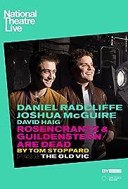 National Theatre Live: Rosencrantz & Guildenstern Are Dead Poster