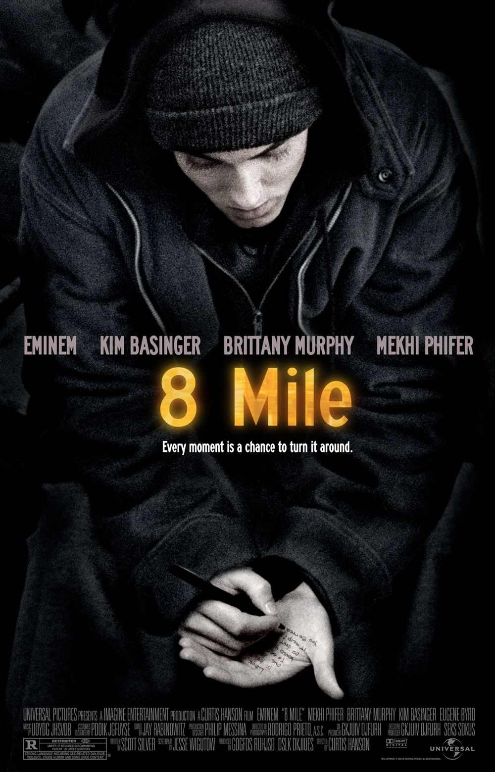 8 Mile (2002) BluRay 720p & 1080p