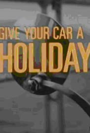 Give Your Car a Holiday Poster