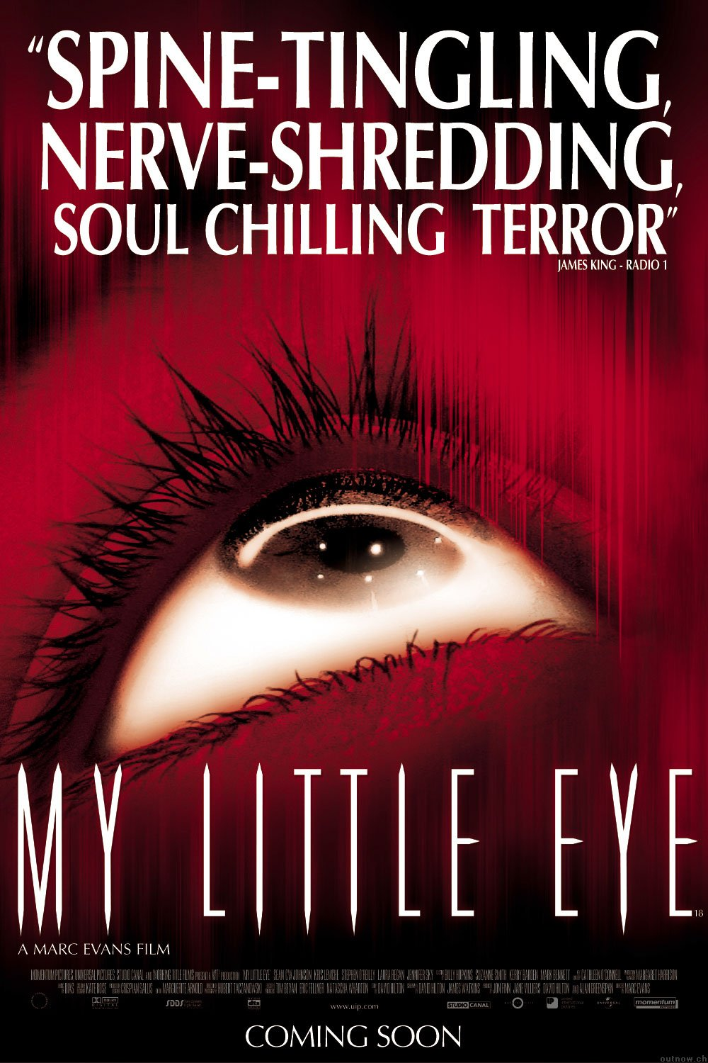 Image result for my little eye 2002 movie poster