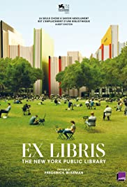 Ex Libris: The New York Public Library (2017) 720p