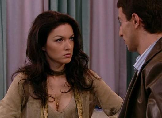 Ilya Lyubimov and Yuliya Takshina in Ne rodis krasivoy (2005)