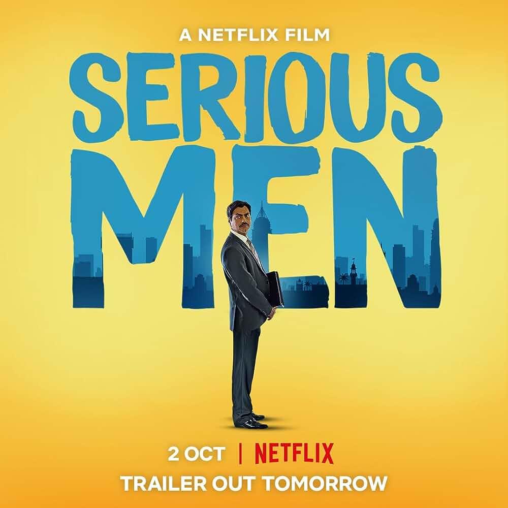 Serious Men (2020) Multi Audio NF WEB-DL [Hindi – Tamil – Telugu – English] x264 AAC Msub