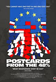Postcards from the 48% Poster
