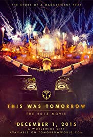 This Was Tomorrow: Tomorrowland Presents... Poster