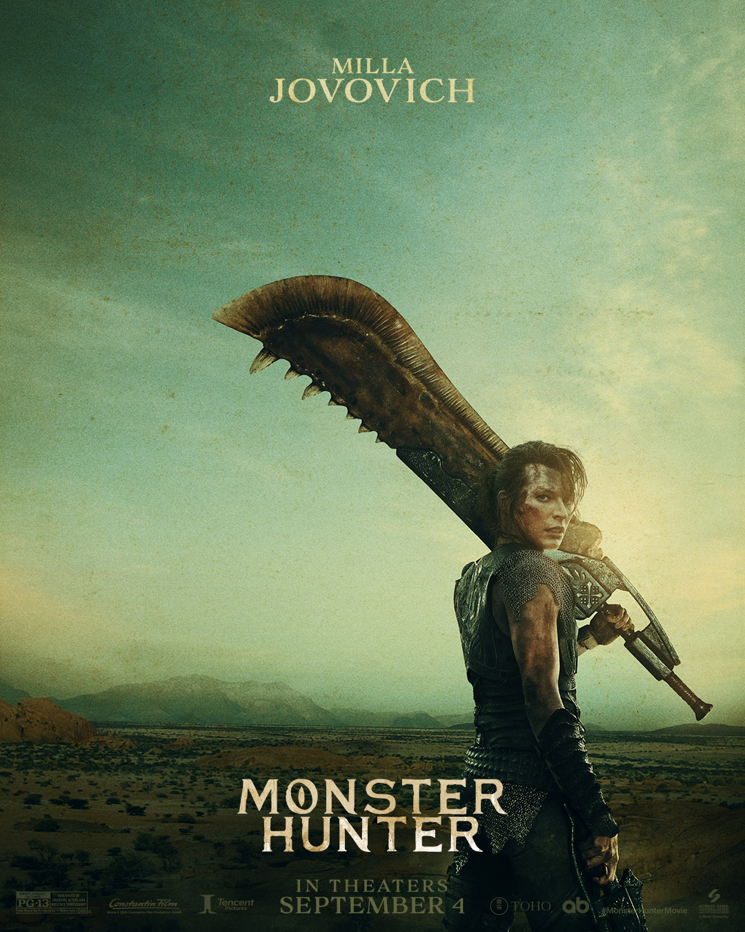 Monster Hunter 2021 Imdb