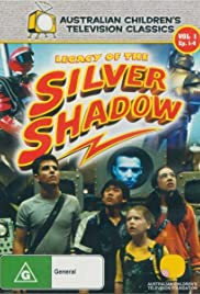 Legacy of the Silver Shadow Poster