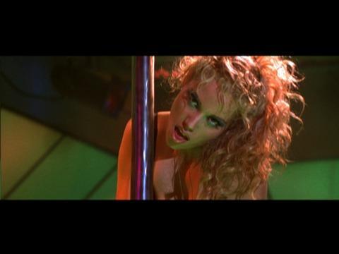 Redhead Striptease