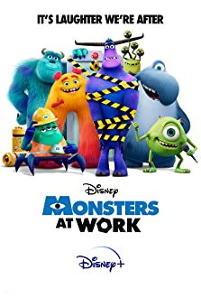 Monsters at Work (2021– )