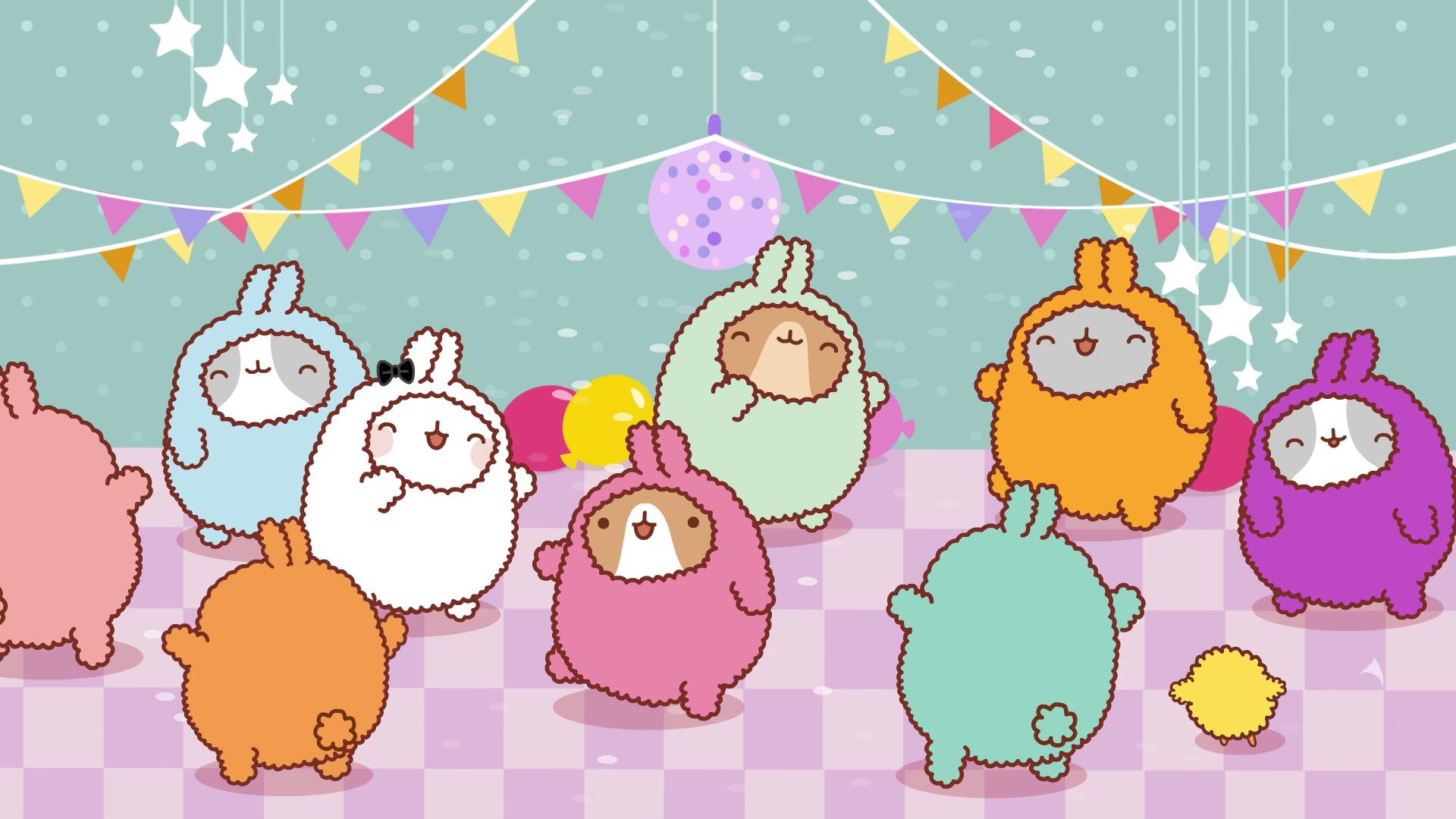 Molang The Party Tv Episode 2016 Imdb