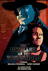Corey Sosner and Melissa O'Donnell in The Dweller on the Threshold (2016)