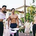 Derrick Monasterio, Ruru Madrid, and Juancho Trivino in Inday Will Always Love You (2018)