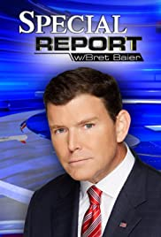 Special Report with Bret Baier Poster