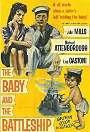 The Baby and the Battleship Poster