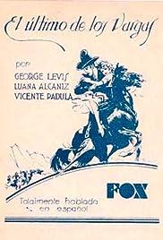 El último de los Vargas Poster