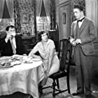 Oliver Hardy, Mae Busch, and Stan Laurel in Their First Mistake (1932)