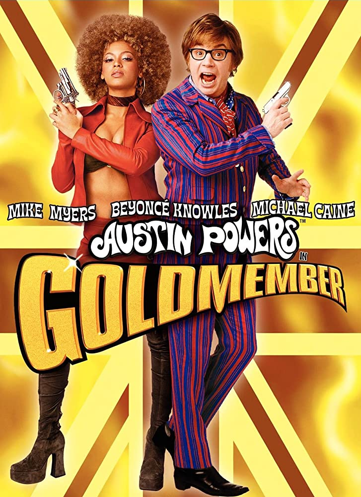 Image result for Austin Powers in Goldmember (2002)