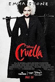 Emma Stone in Cruella (2021)