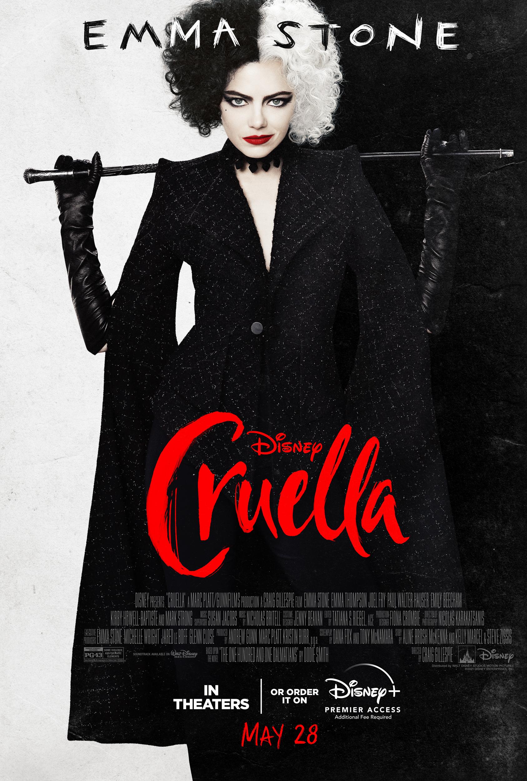 Phim Cruella - Cruella (2021)