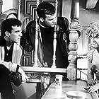 Jane Fonda, Jim Hutton, and Anthony Franciosa in Period of Adjustment (1962)