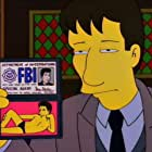 David Duchovny in The Simpsons (1989)