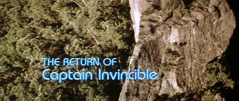 The Return of Captain Invincible (1983)