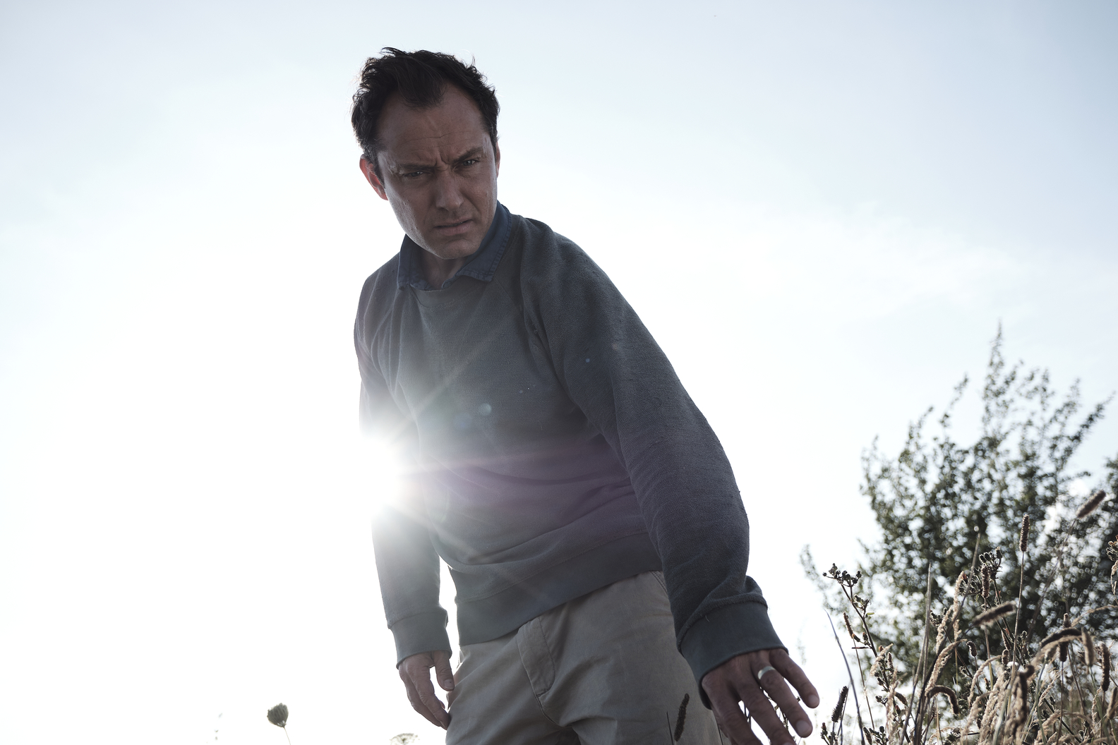 Jude Law in The Third Day (2020)