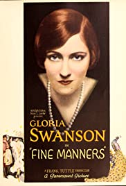 Fine Manners (1926) Poster - Movie Forum, Cast, Reviews
