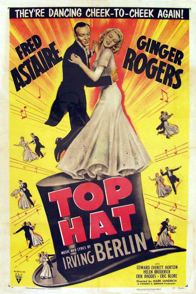 Top Hat (1935) - IMDb
