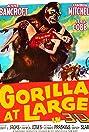 Gorilla at Large (1954) Poster