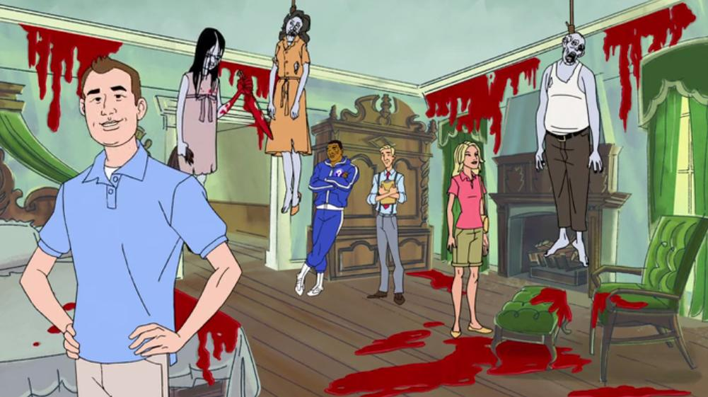 mike tyson mysteries house haunters tv episode 2015 imdb