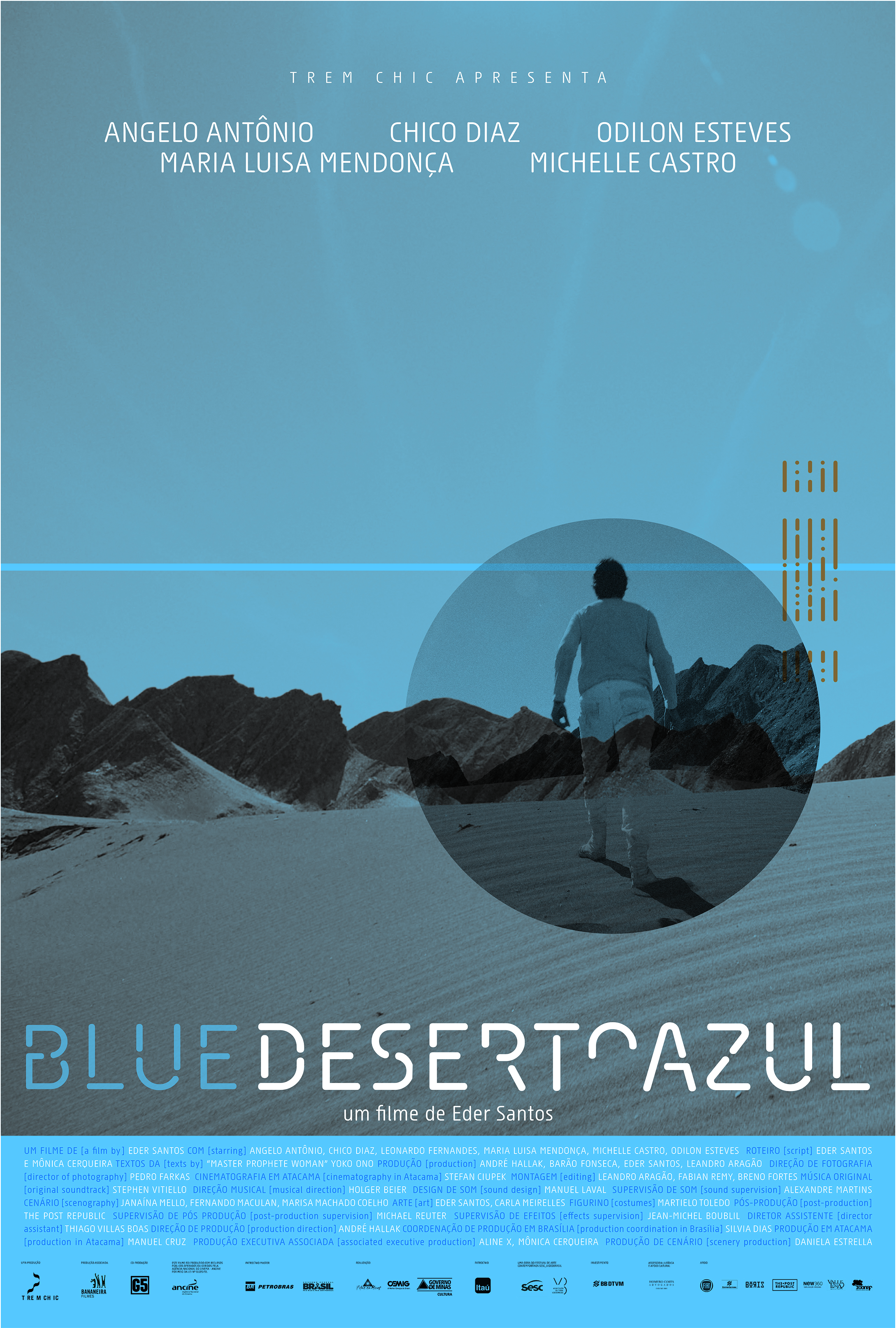 Blue Desert on FREECABLE TV