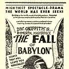 The Fall of Babylon (1919)