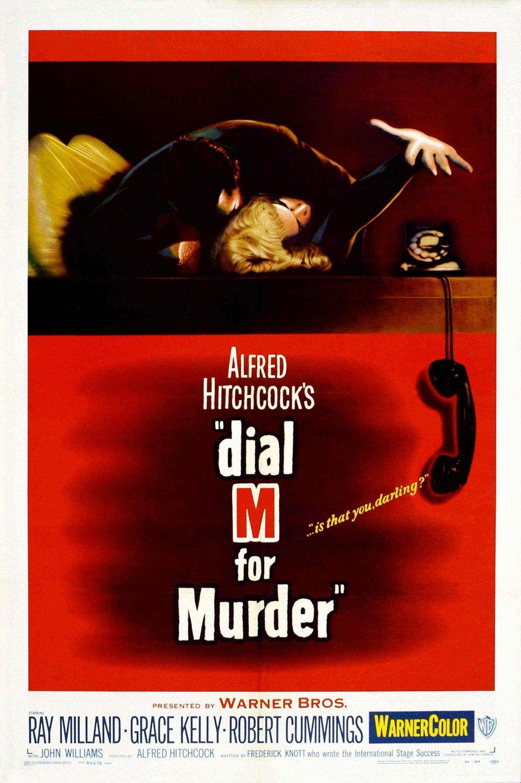 Dial M for Murder (1954) - IMDb