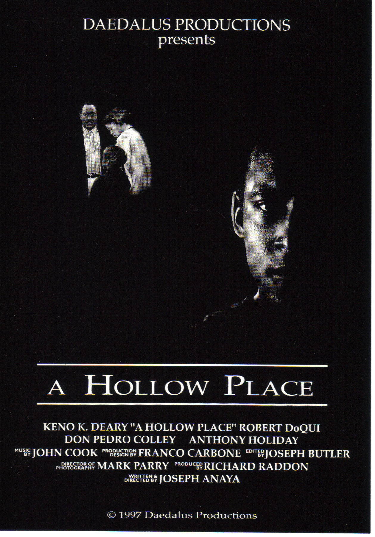 a hollow place 1998 imdb