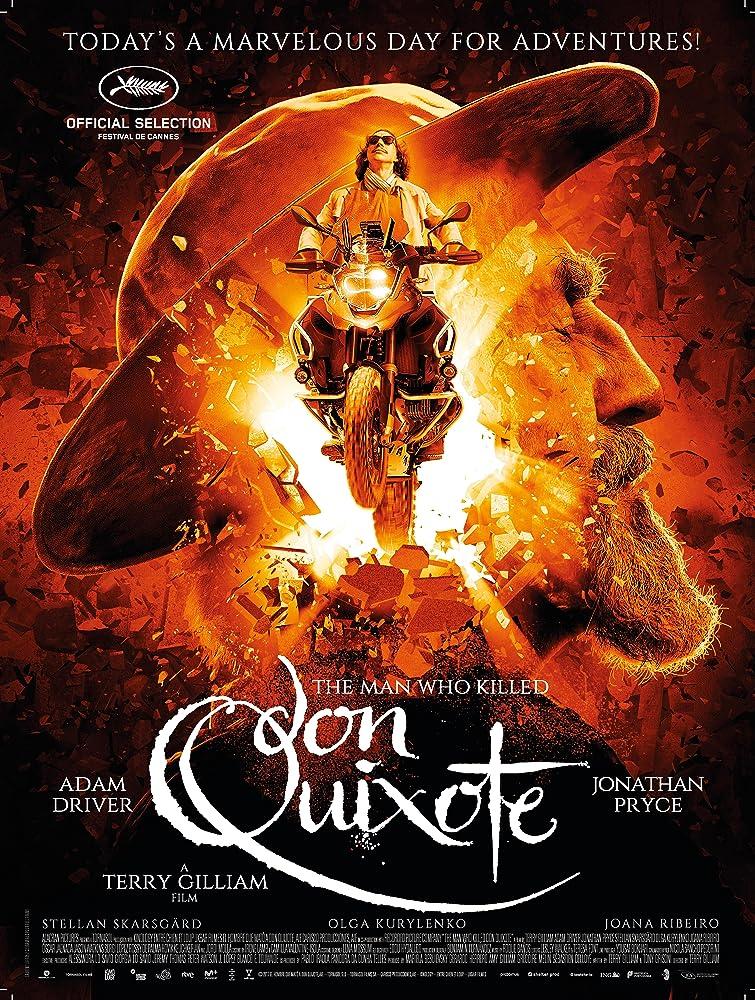 The Man Who Killed Don Quixote (2018)