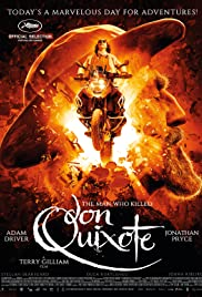 The Man Who Killed Don Quixote – Omul care l-a ucis pe Don Quijote