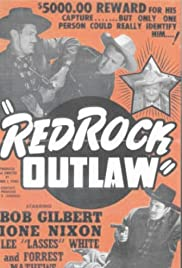 Red Rock Outlaw Poster
