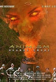 Animism-Orange smoke Poster