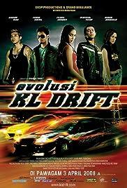 Evolusi: KL Drift Poster